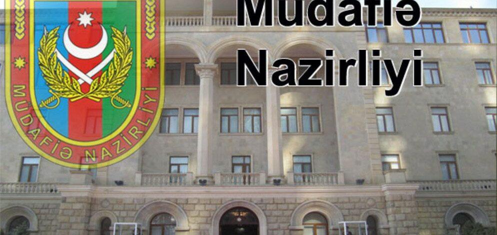 Azərbaycan Müdafiə Nazirliyi, Rusiya Müdafiə Nazirliyinə və Sülhməramlılarına məktub göndərdi