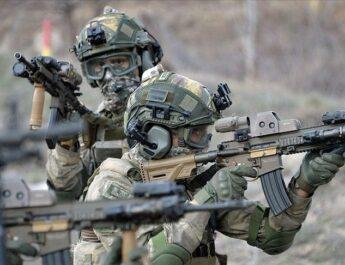 Türkiyə xüsusi təyinatlıları Suriyanın şimal-qərbində 6 terrorçunu zərərsizləşdirib