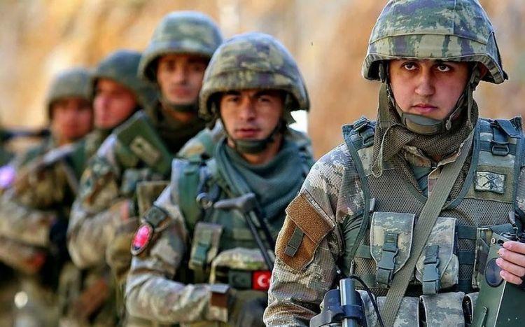 Türkiyə Hərbi Hava Qüvvələri İraqın şimalında 3 terrorçunu məhv edib